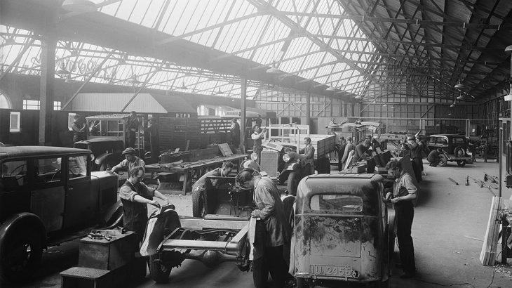 自動車工業の立地はメーカーごとに覚えよう