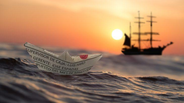 造船業は日中韓が世界の9割を占める
